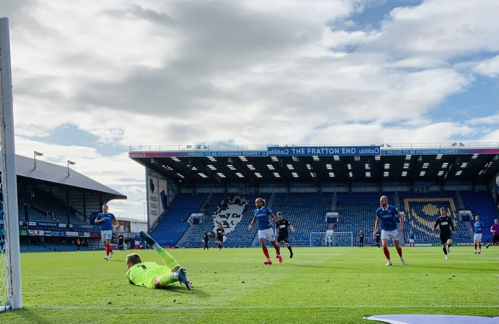 Portsmouth loss to Wigan